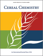 Cereal Chemistry Home